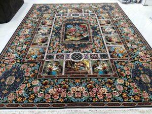بهترین رنگ فرش ماشینی