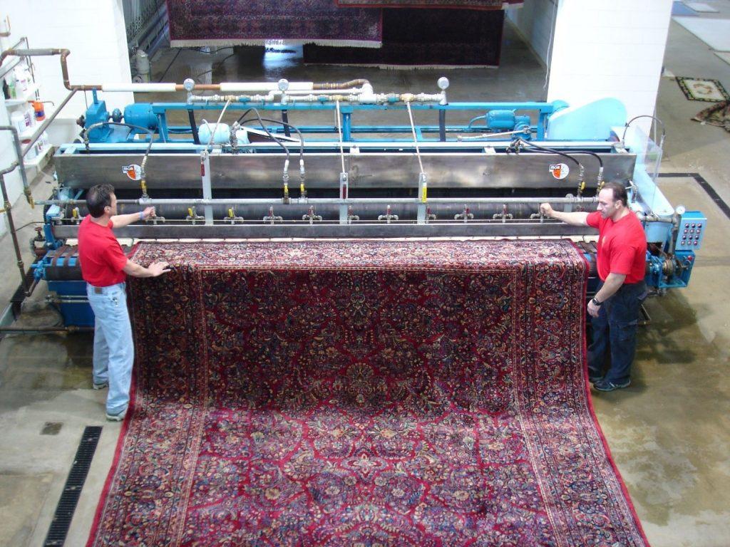 بهترین قالیشویی در بلوار کوهسار