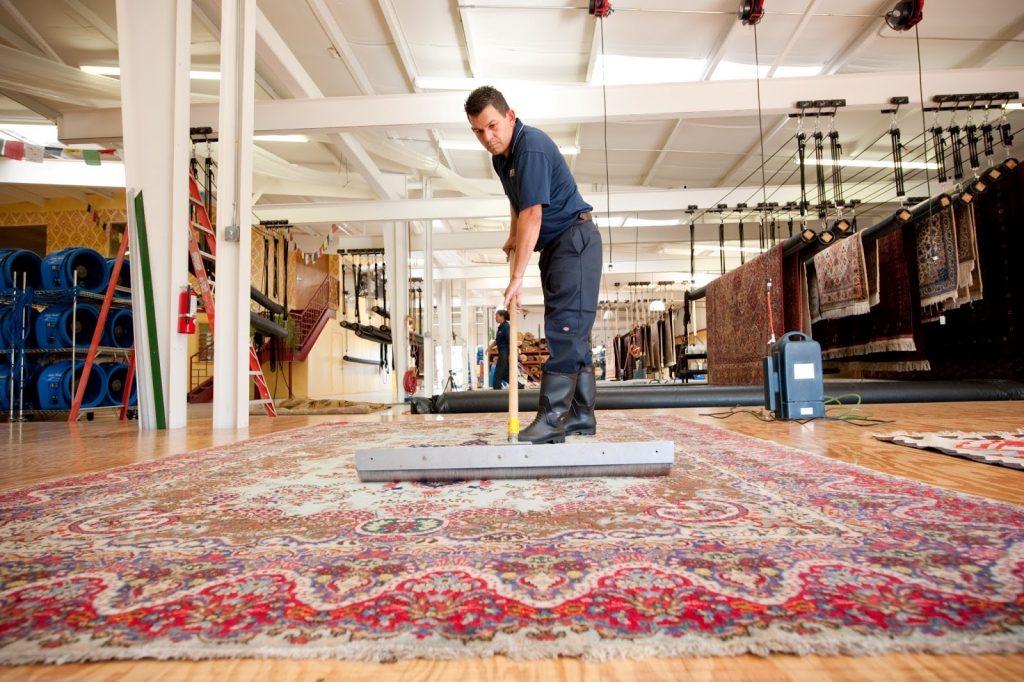 بهترین قالیشویی در ولنجک