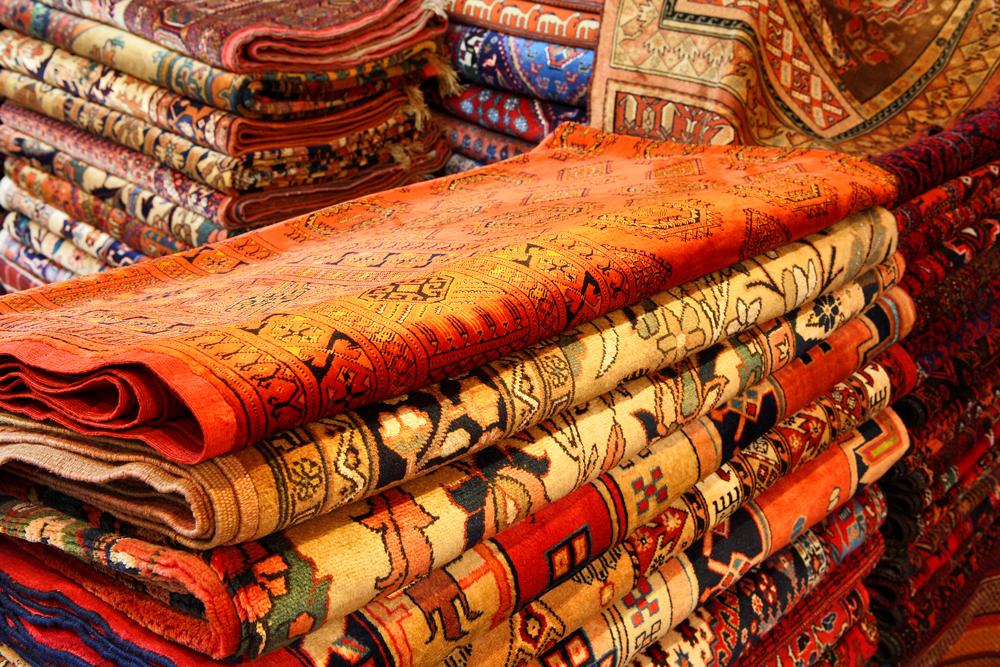 بهترین قالیشویی در فرمانیه